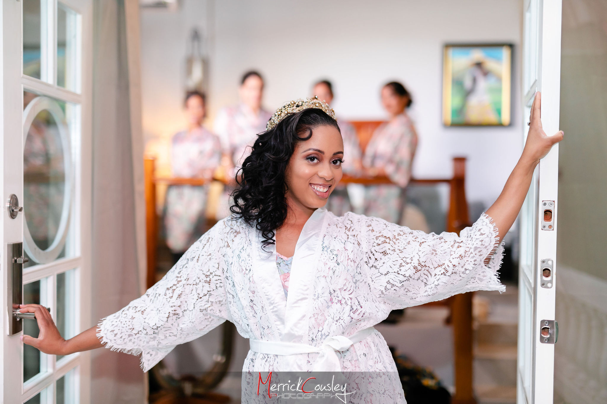 Wedding Photos by Merrick Cousley at Endless Summer Villa Montego Bay Jamaica