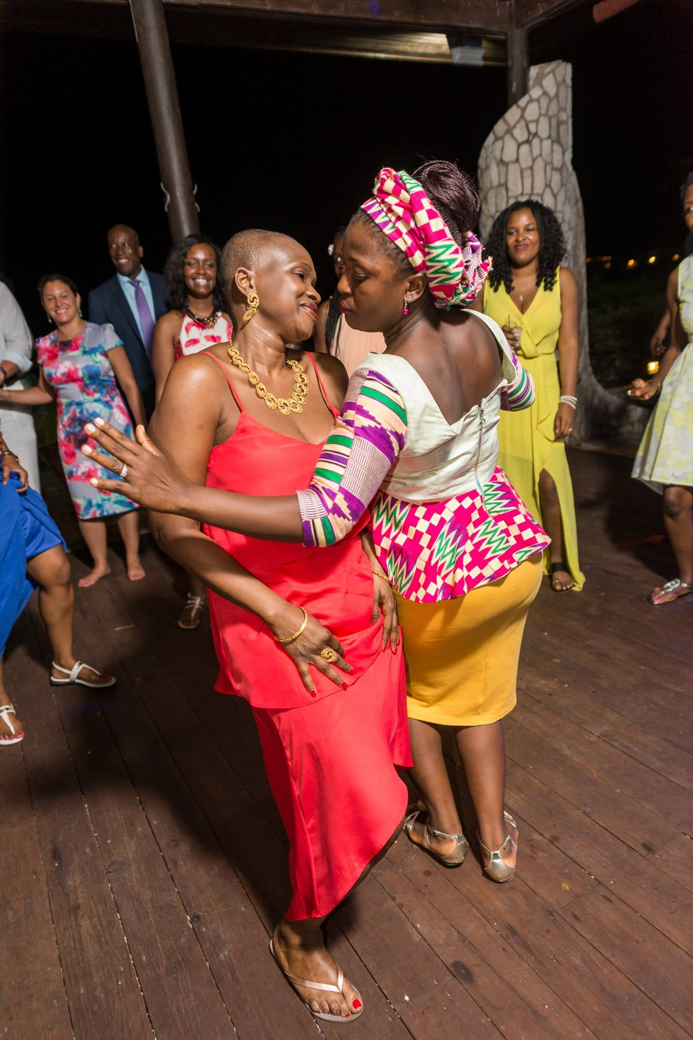 Wedding Photography by Denise Mason at Endless Summer Villa Montego Bay Jamaica