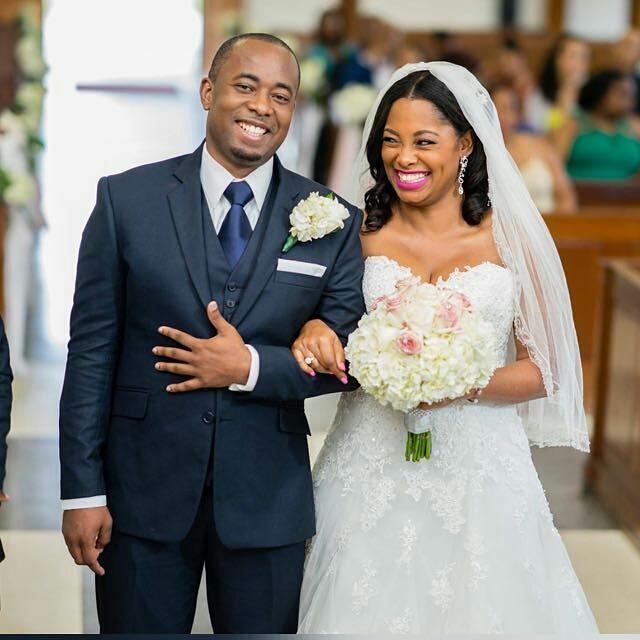 Wedding Reception at Terra Nova All Suite Hotel Kingston Jamaica