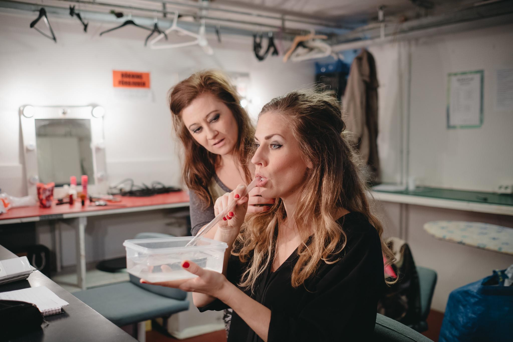 Maria coachar Linda