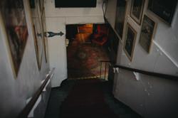 Trappen ner där magi skapas