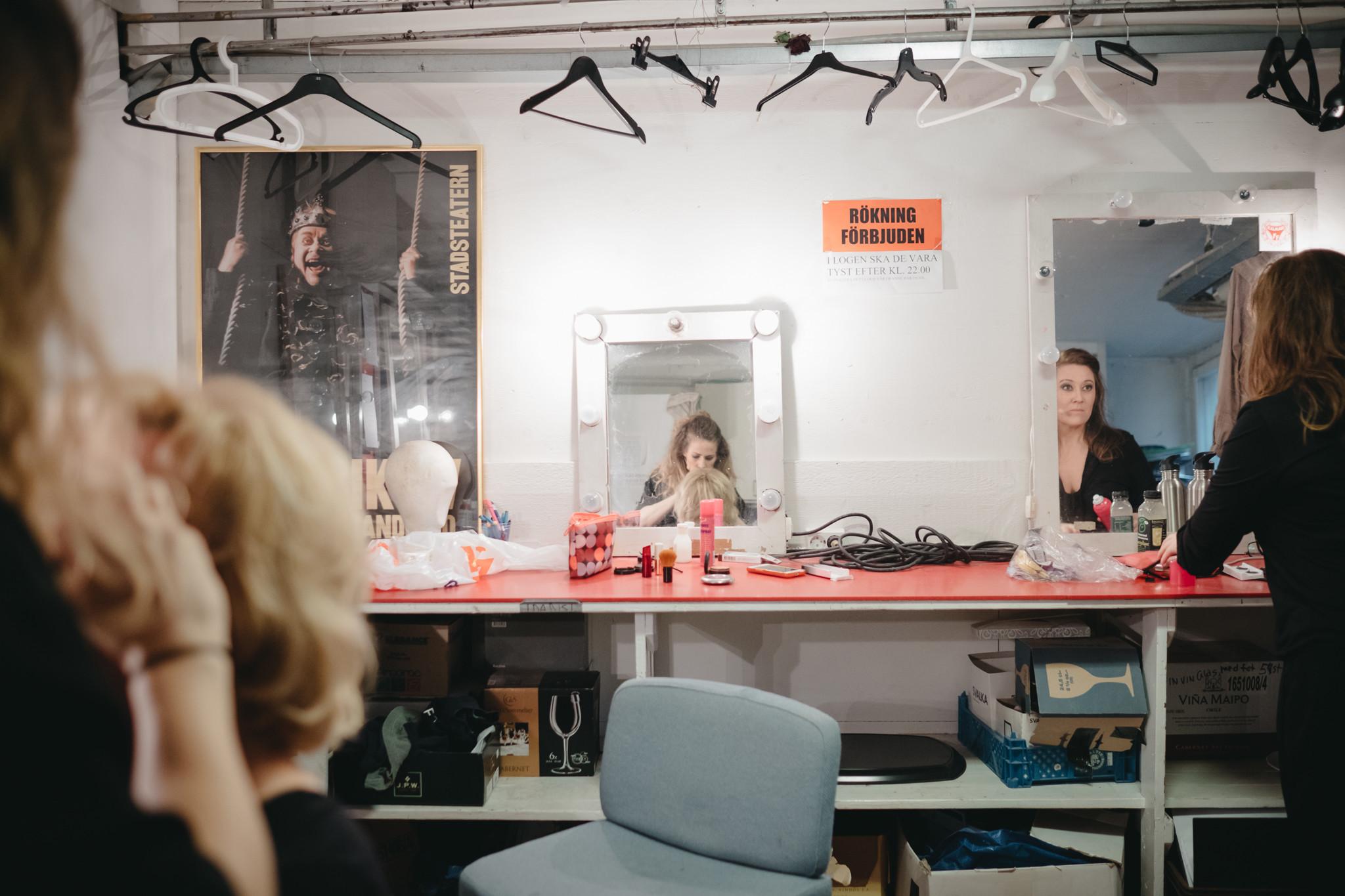 """""""Spegel spegel på väggen där.."""""""