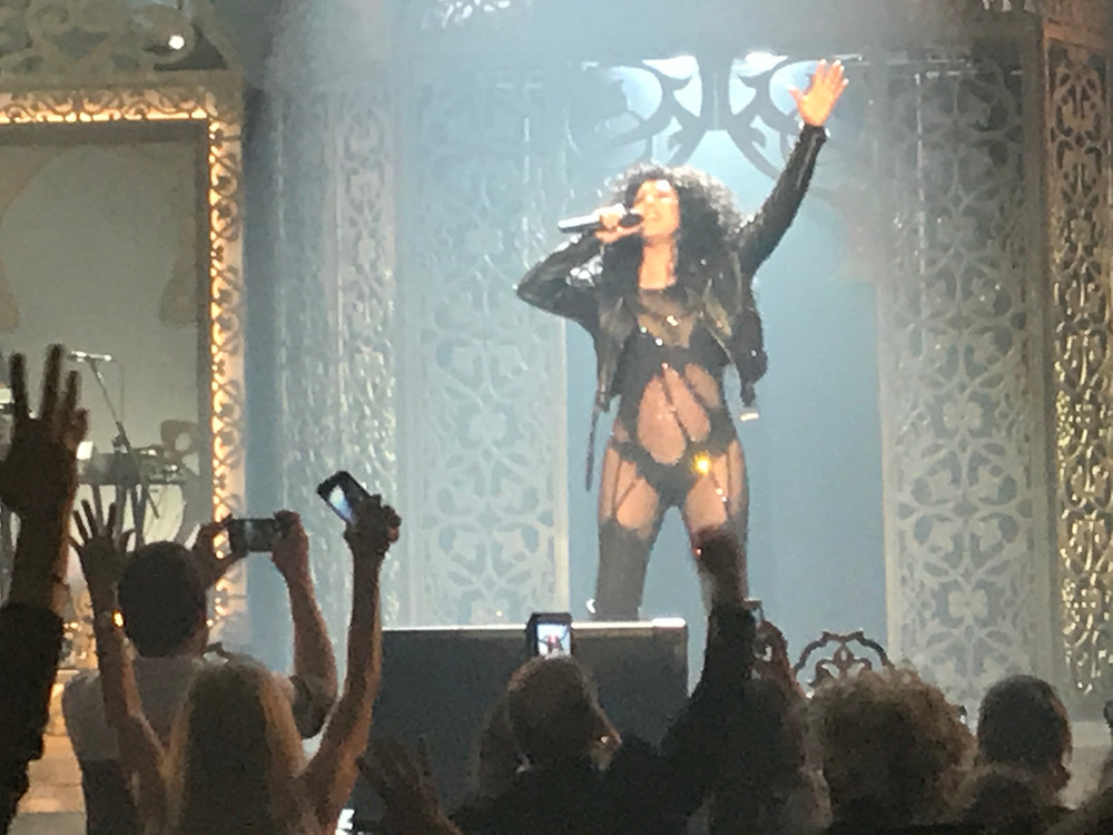 Cher takes the stage with her most classic concert moments.