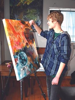 0728 grundy wins art award 2.tif