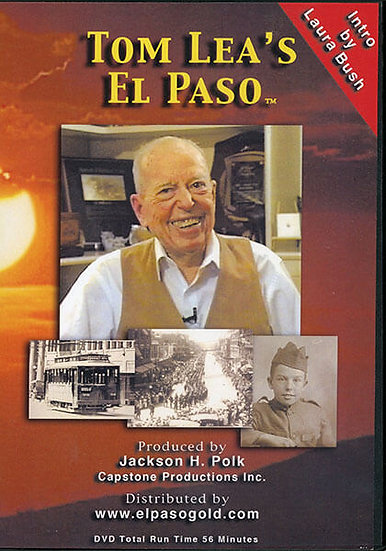 Tom Lea's My El Paso | DVD