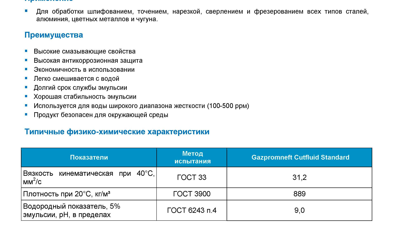 ЛТИ_Gazpromneft Cutfluid Standard (1)