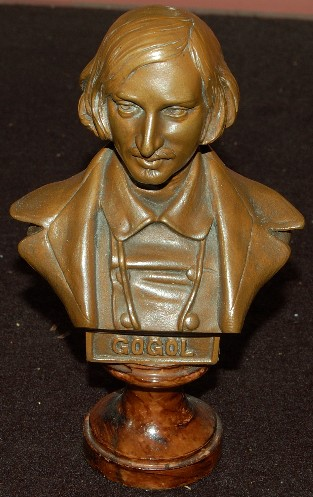 Gogol Bronze c. Early 20th Cen