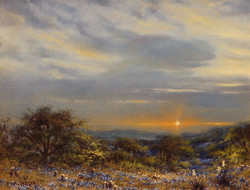 """""""Fading Sunlight"""" by D.R. Parker"""