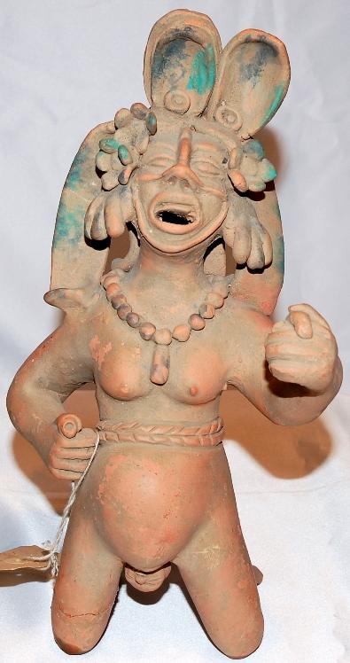 Dios de la Fertilidad Figure