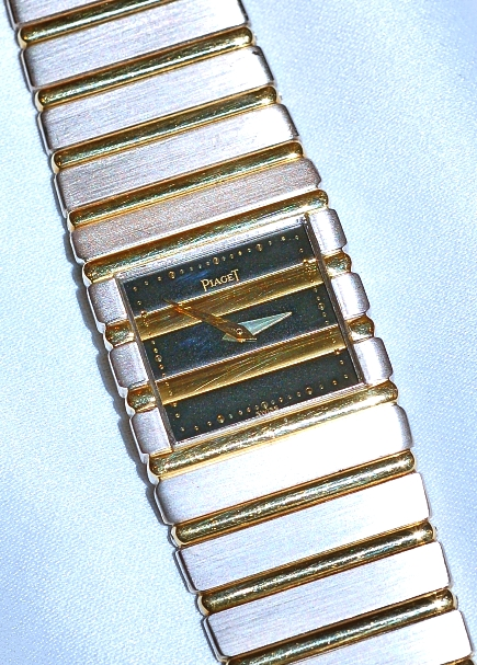 #244 RARE 18k PIAGET Wrist Watch