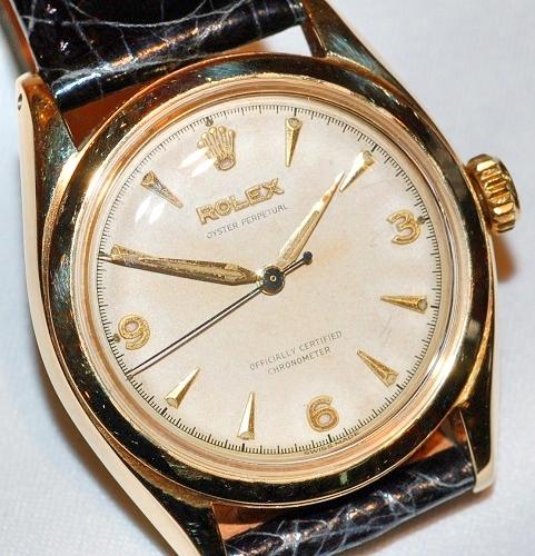 #301 14k Rolex c.1951