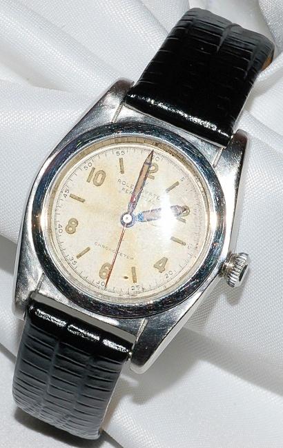 #33 - Vintage Rolex Wrist Watch WEB