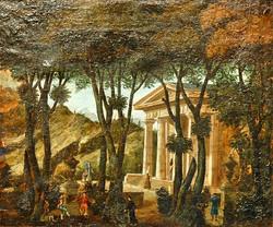Ruins of Italian Plains WEB