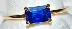 #538 - Sapphire Ring WEB