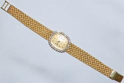 #748 - Geneva Gold & Diamonds Watch WEB.