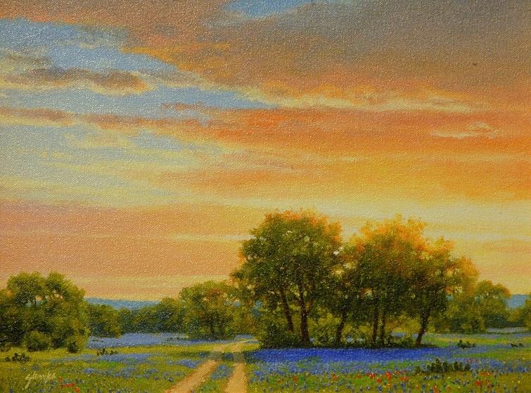Fischer Road Sunrise WEB