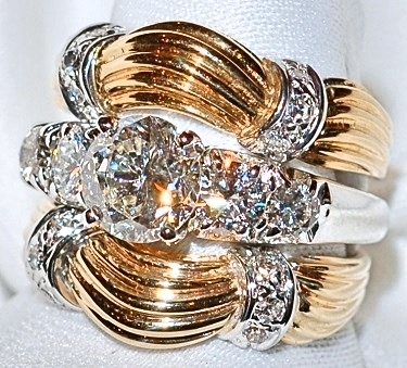#102 - Diamond Wedding Set WEB