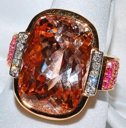 #834 - Kunzite Fashion Ring WEB