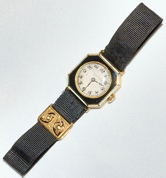 #39 - Art Deco Tiffany & Co Wrist Watch