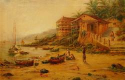 Old Landing Place, Topago WEB
