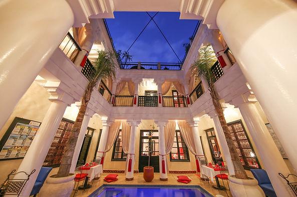 Riad Africa Marrakech Medina