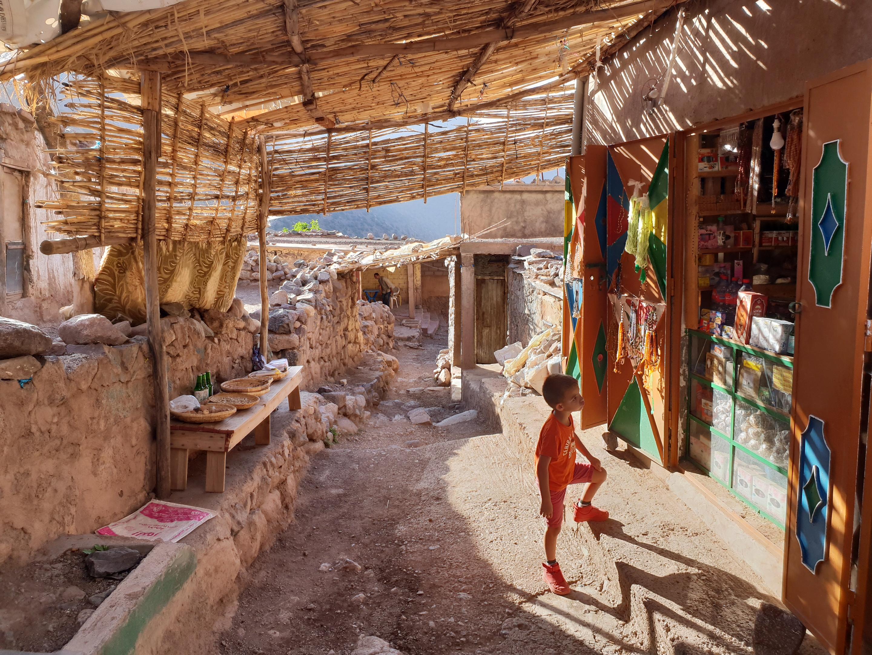 Sidi Chamharouch Trek (18)