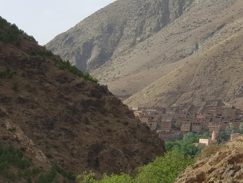 Mizane Valley Walk from Dar Assarou (10)