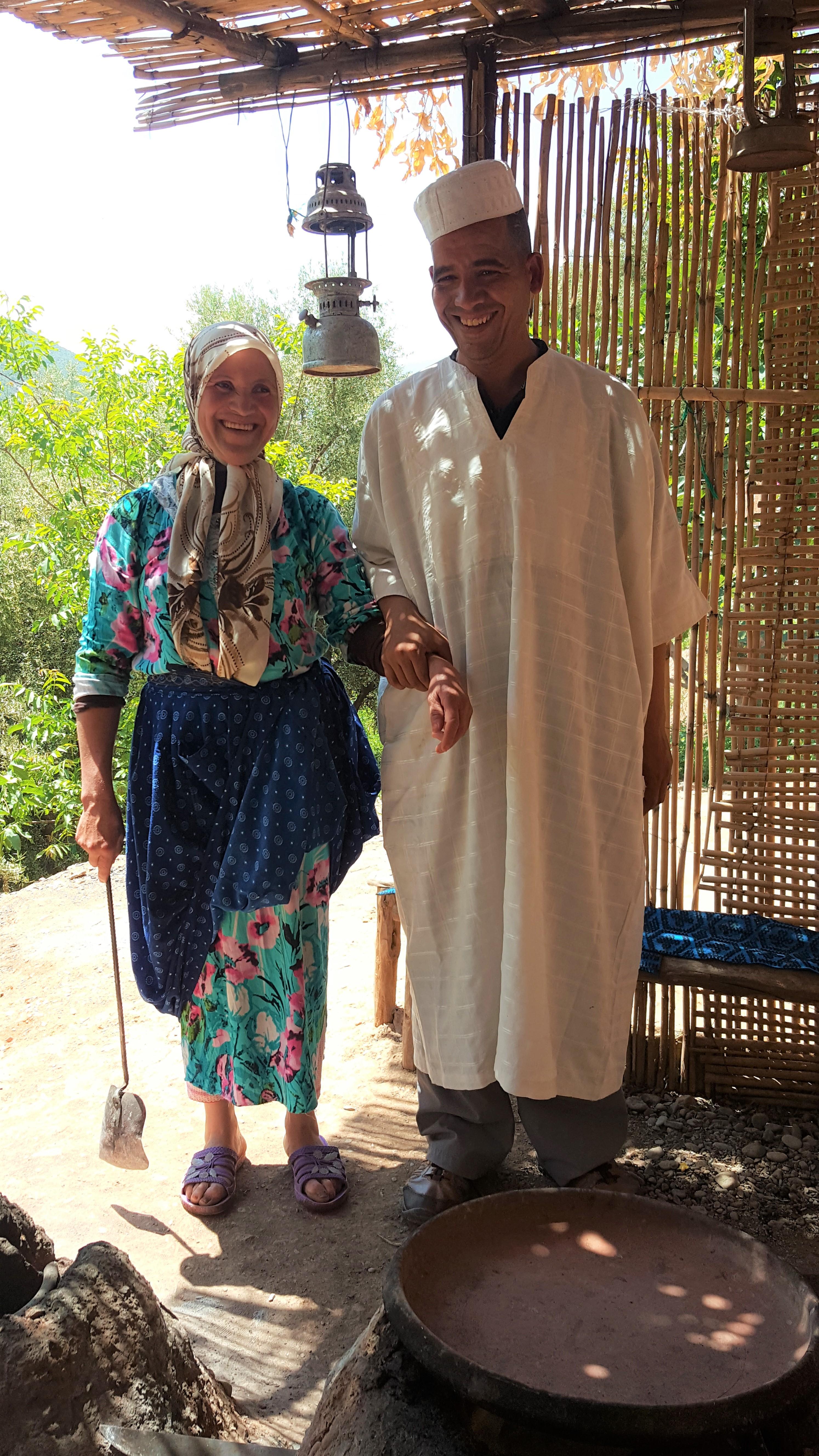 Berber Hosts