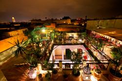 Marrakech Riad Africa Terrace