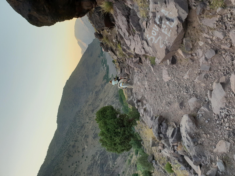 Sidi Chamharouch Trek (20)