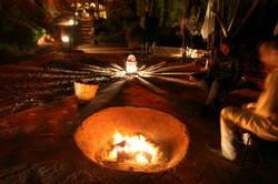 Kasbah Africa - Around the Firepit
