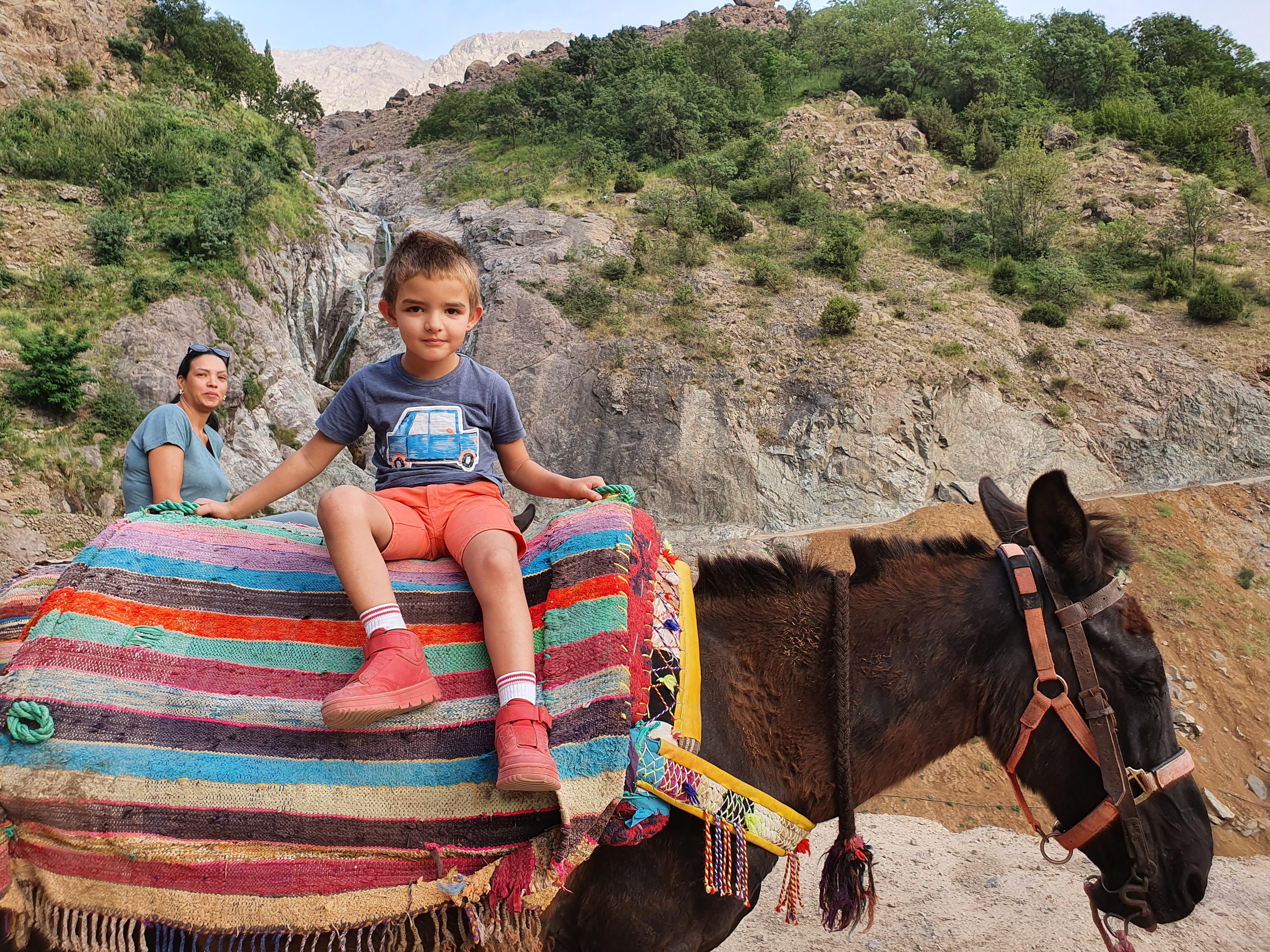 Dar Assarou - Mule Trek (17)
