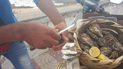 Oualidia - Fresh Oysters!