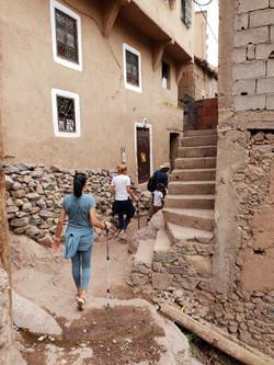 Dar Assarou - Imlil Walk (12)