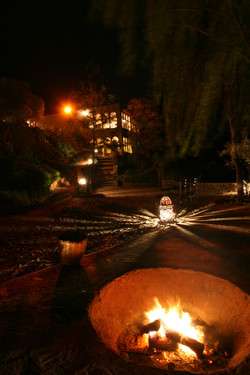 Kasbah Africa Fire Pit