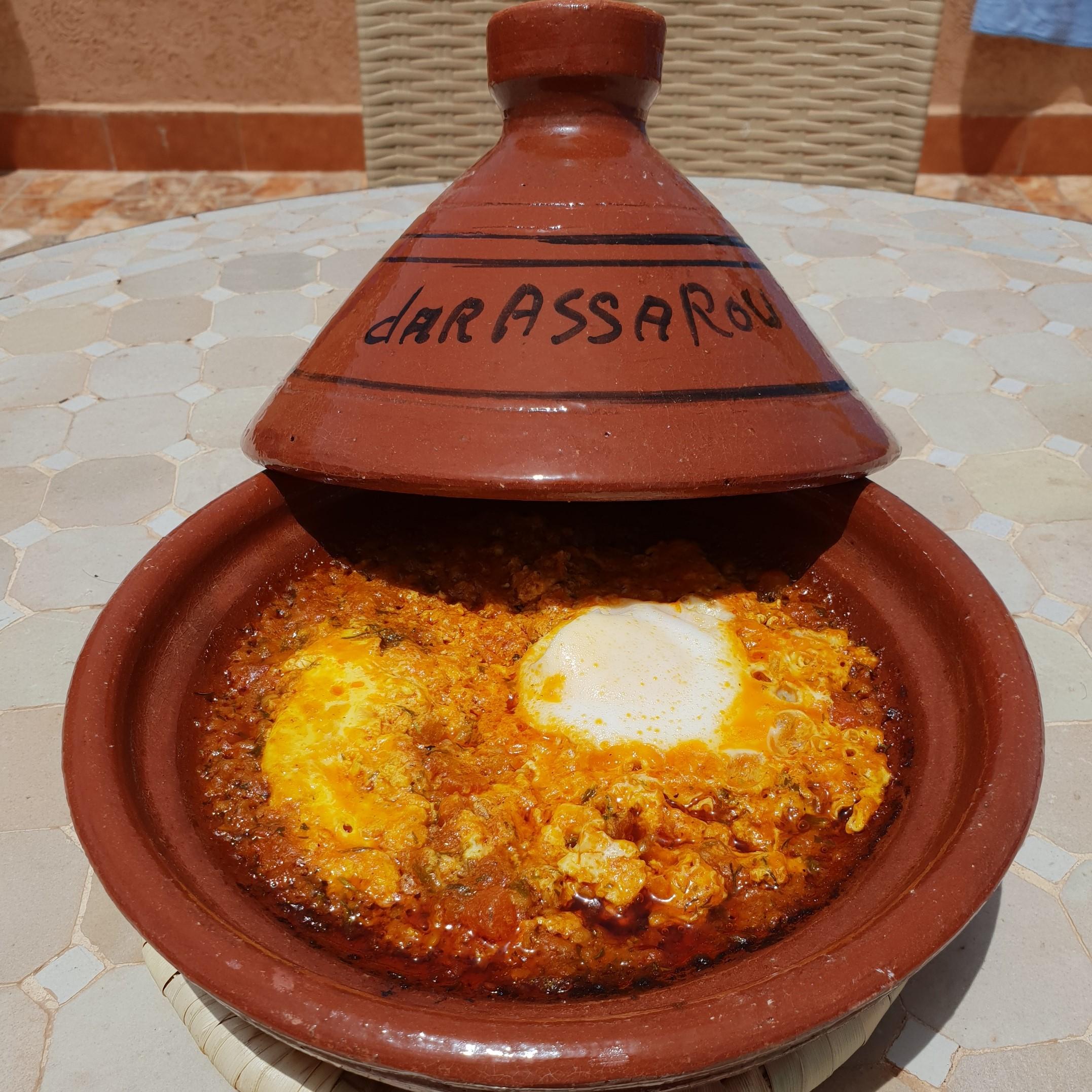 Dar Assarou Food