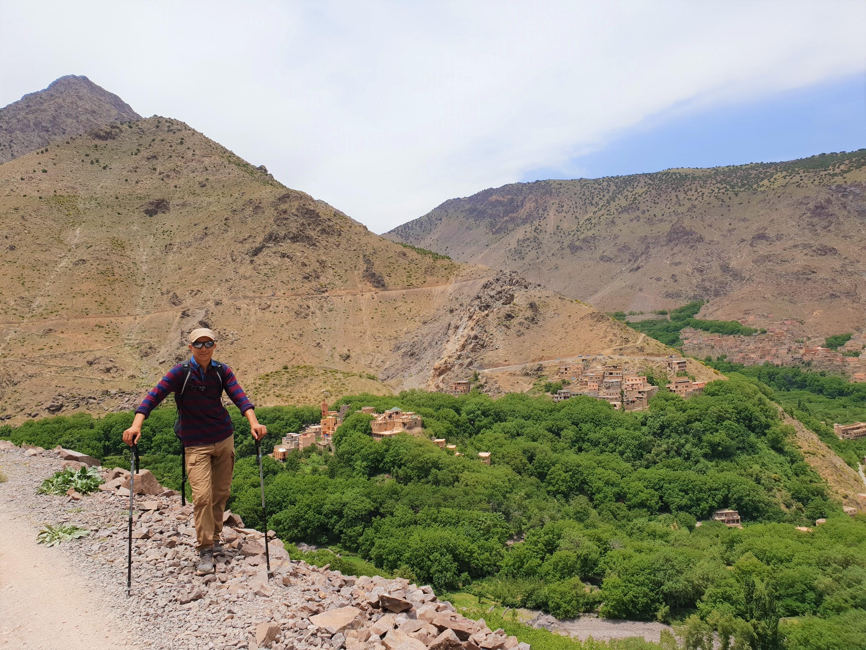 Dar Assarou - Walk to Aremd (3)