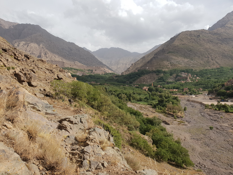 Mizane Valley Walk from Dar Assarou (3).