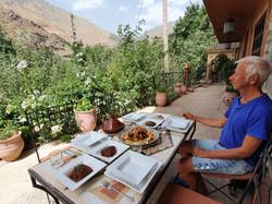 Dining at Dar Assarou (7)