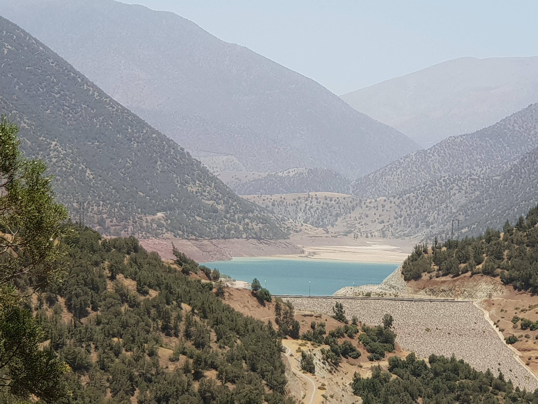 Ouirgane Reservoir & Barrage