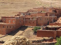 Kik Plateau - Berber Village