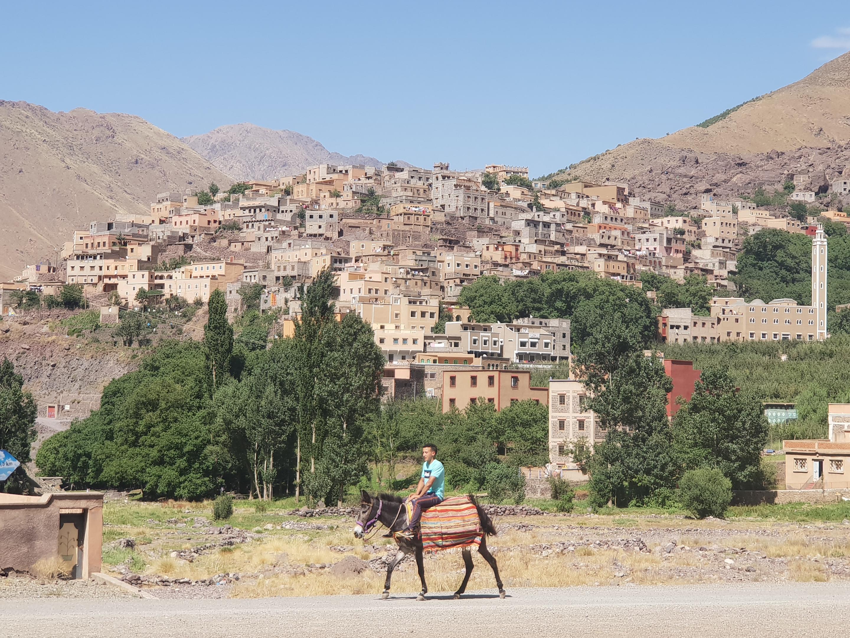 Sidi Chamharouch Trek (2)