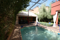 Marrakech Cooking School is based at Villa Africa