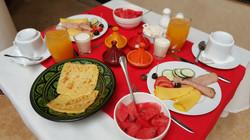 Best Breakfast In Marrakech