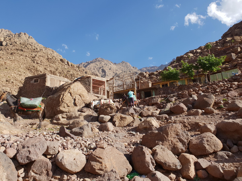 Sidi Chamharouch Trek (13)