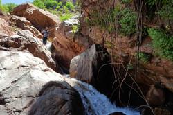 Kasbah Africa - Nearby Waterfalls