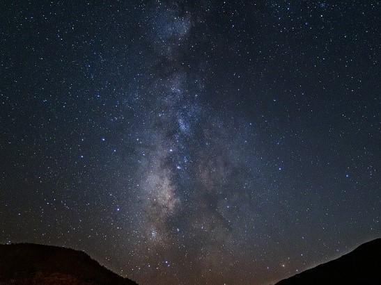 Stargazing at Dar Assarou