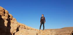 Nkhila Camp Desert Walk (4)