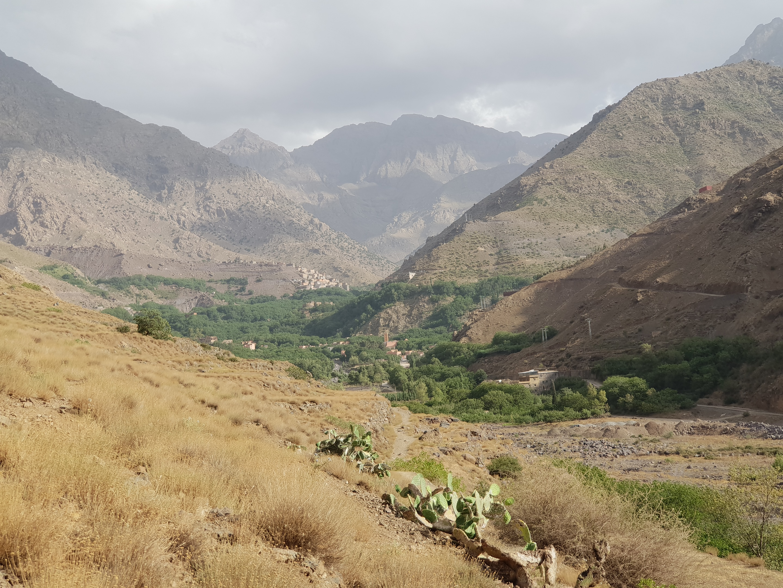 Mizane Valley Walk from Dar Assarou (8).
