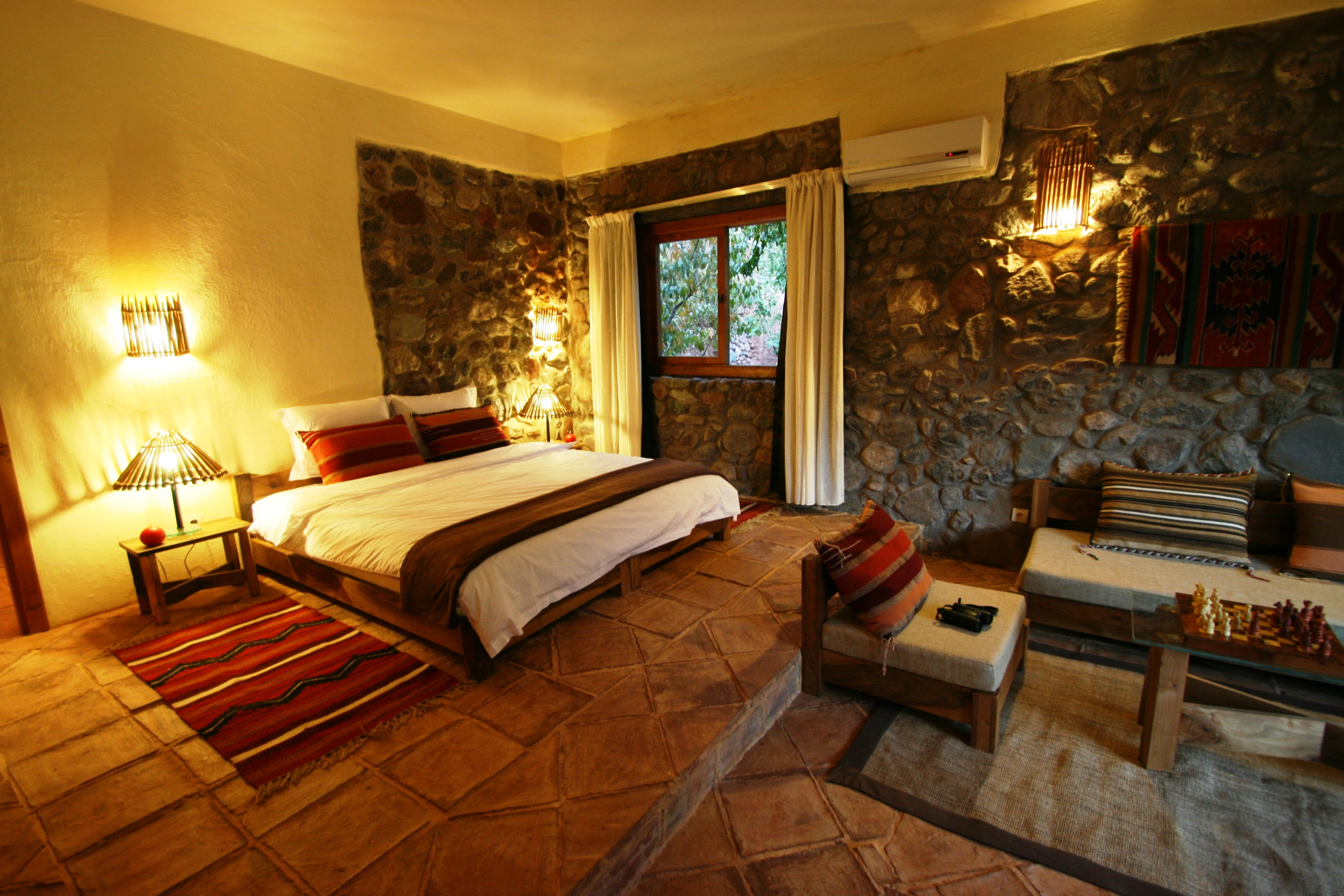 Junior suite at Kasbah Africa
